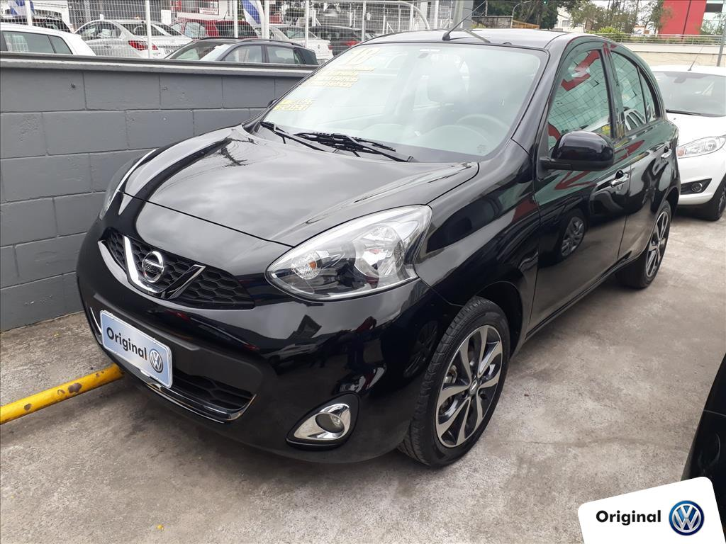 NISSAN MARCH 2017 - 1.6 SL 16V FLEX 4P MANUAL