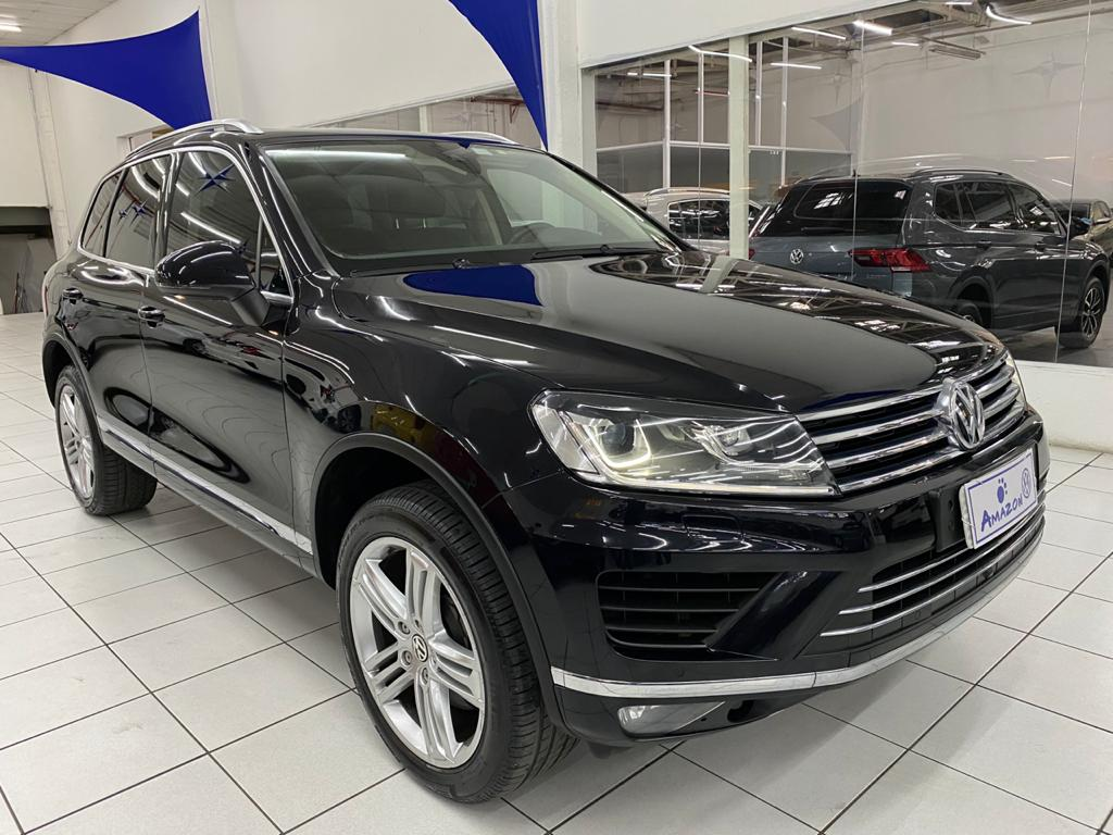 Image Volkswagen-Touareg-4.2 R Line V8 32v Gasolina 4p Tiptronic-527899