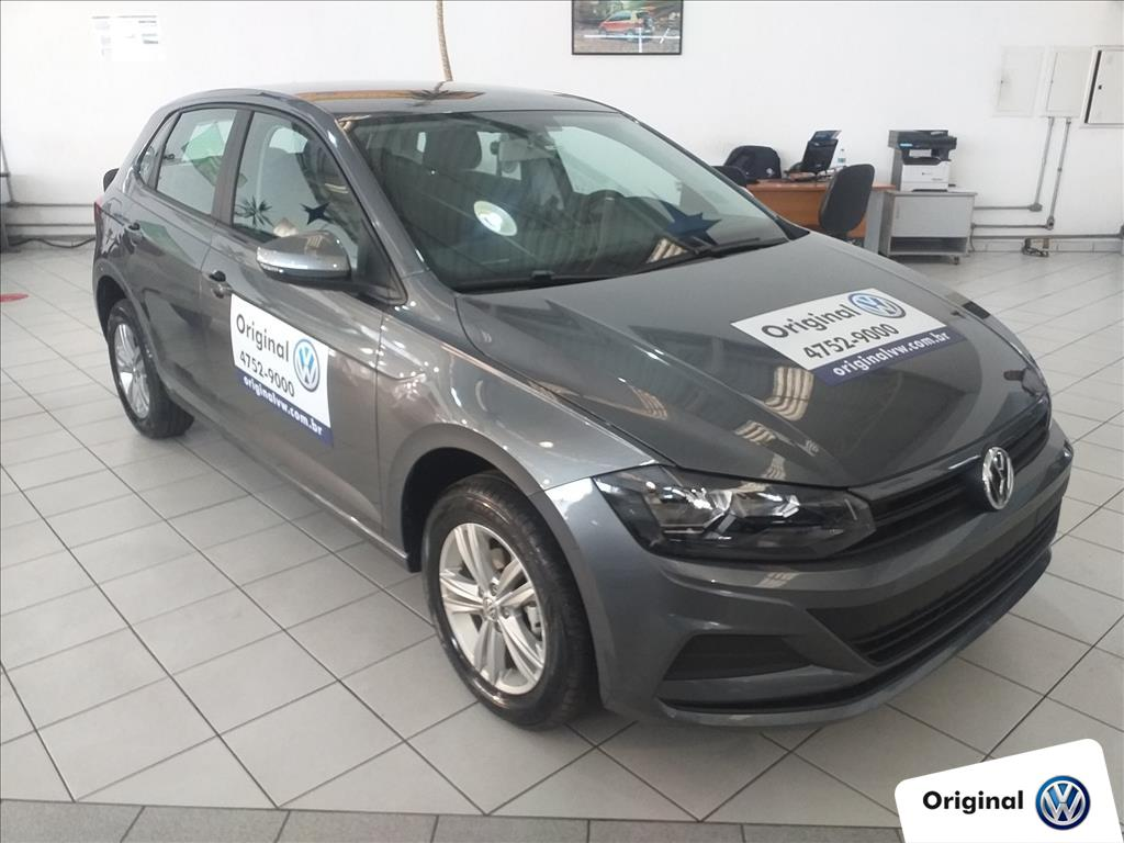 VOLKSWAGEN POLO 2021 - 1.6 MSI TOTAL FLEX MANUAL