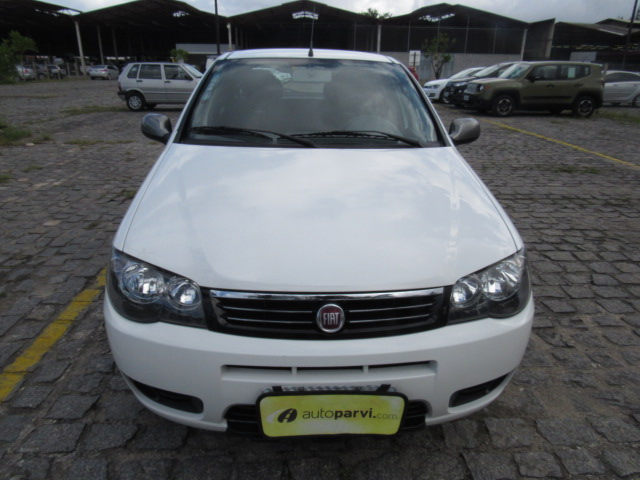PALIO 1.0 MPI FIRE WAY 8V FLEX 4P MANUAL
