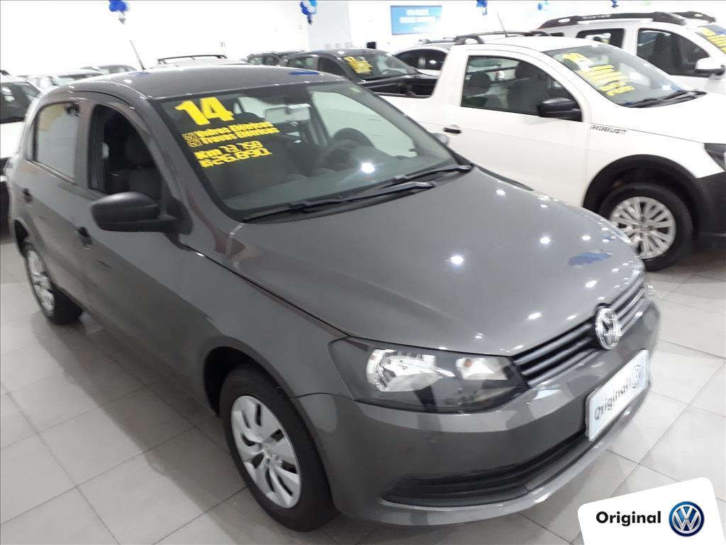 VOLKSWAGEN GOL 2014 - 1.0 MI CITY 8V FLEX 4P MANUAL