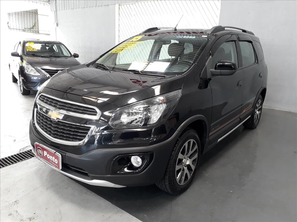 CHEVROLET SPIN 2015 - 1.8 ACTIV 8V FLEX 4P MANUAL