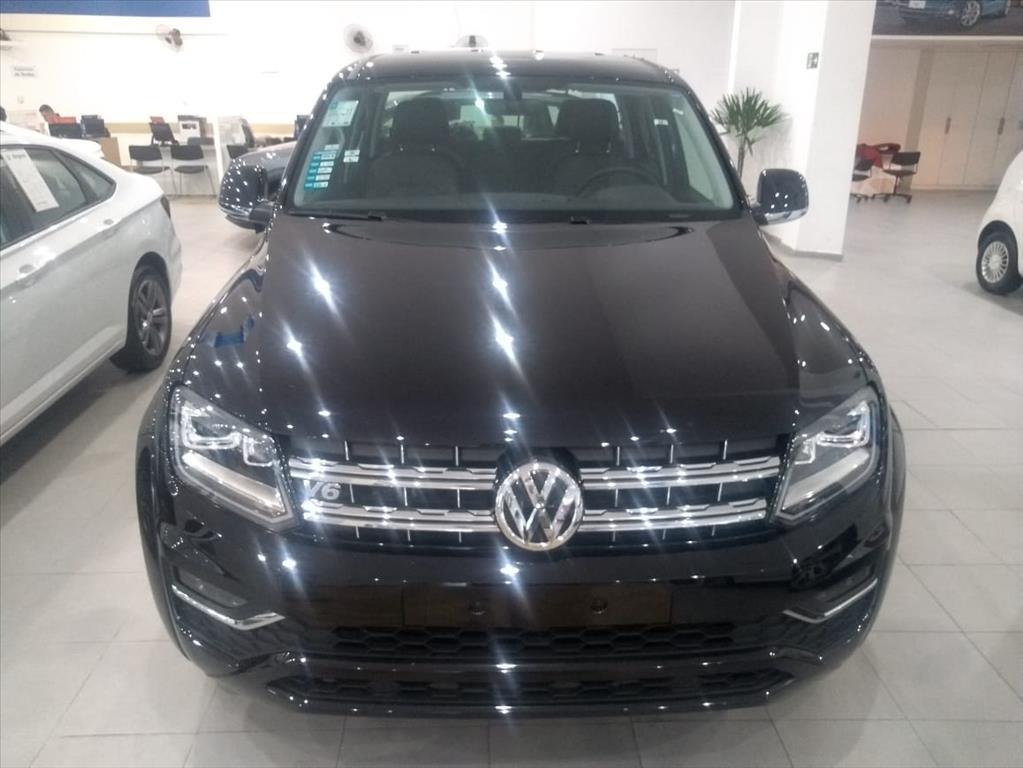 VOLKSWAGEN AMAROK 2018 - 3.0 V6 TDI HIGHLINE CD DIESEL 4MOTION AUTOMÁTICO