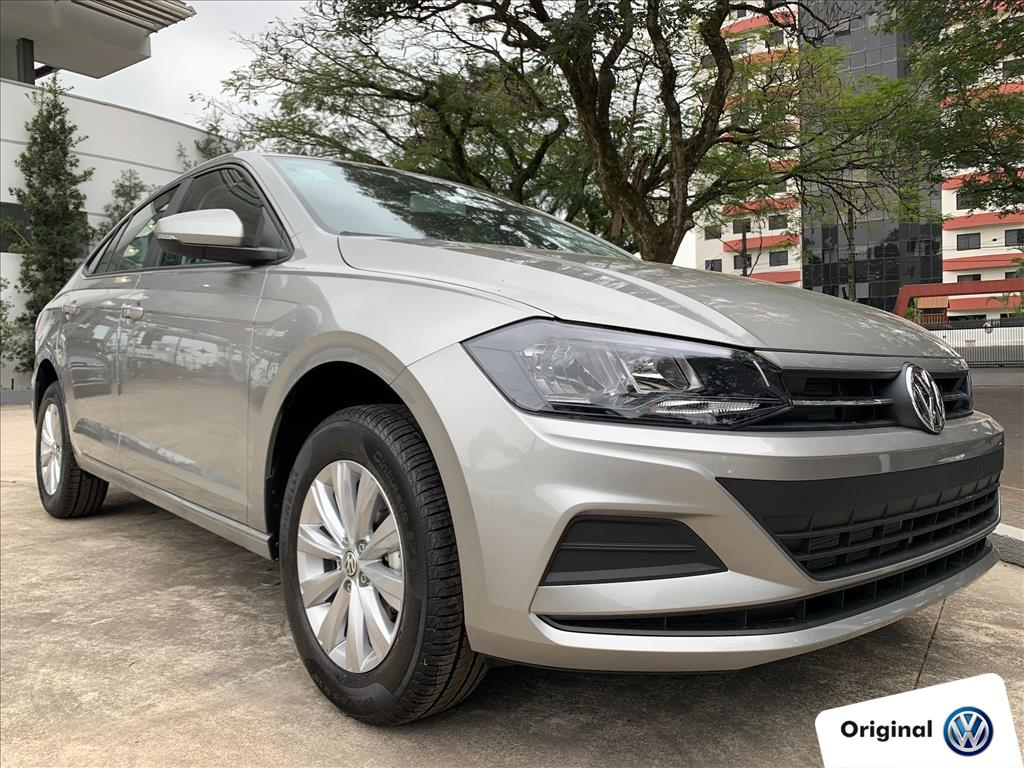 VOLKSWAGEN VIRTUS 2021 - 1.6 MSI TOTAL FLEX MANUAL