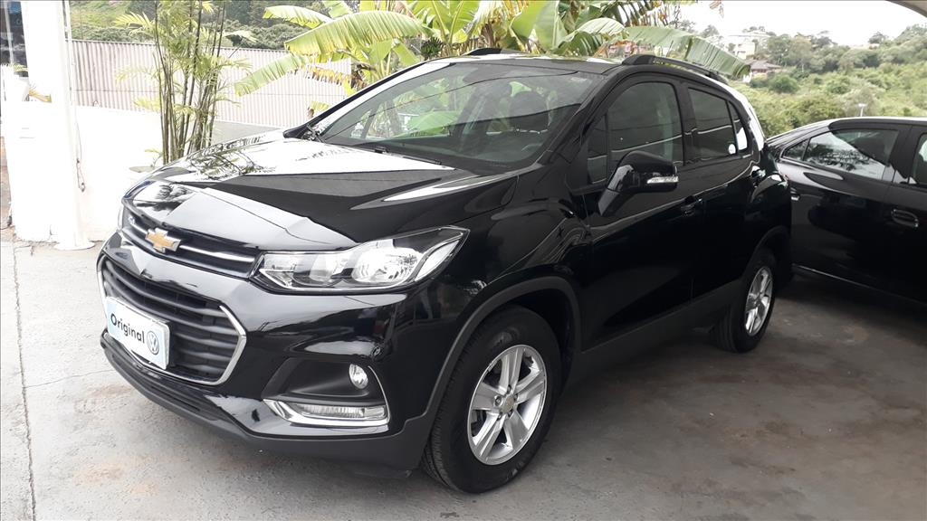 CHEVROLET TRACKER 2018 - 1.4 16V TURBO FLEX LT AUTOMÁTICO