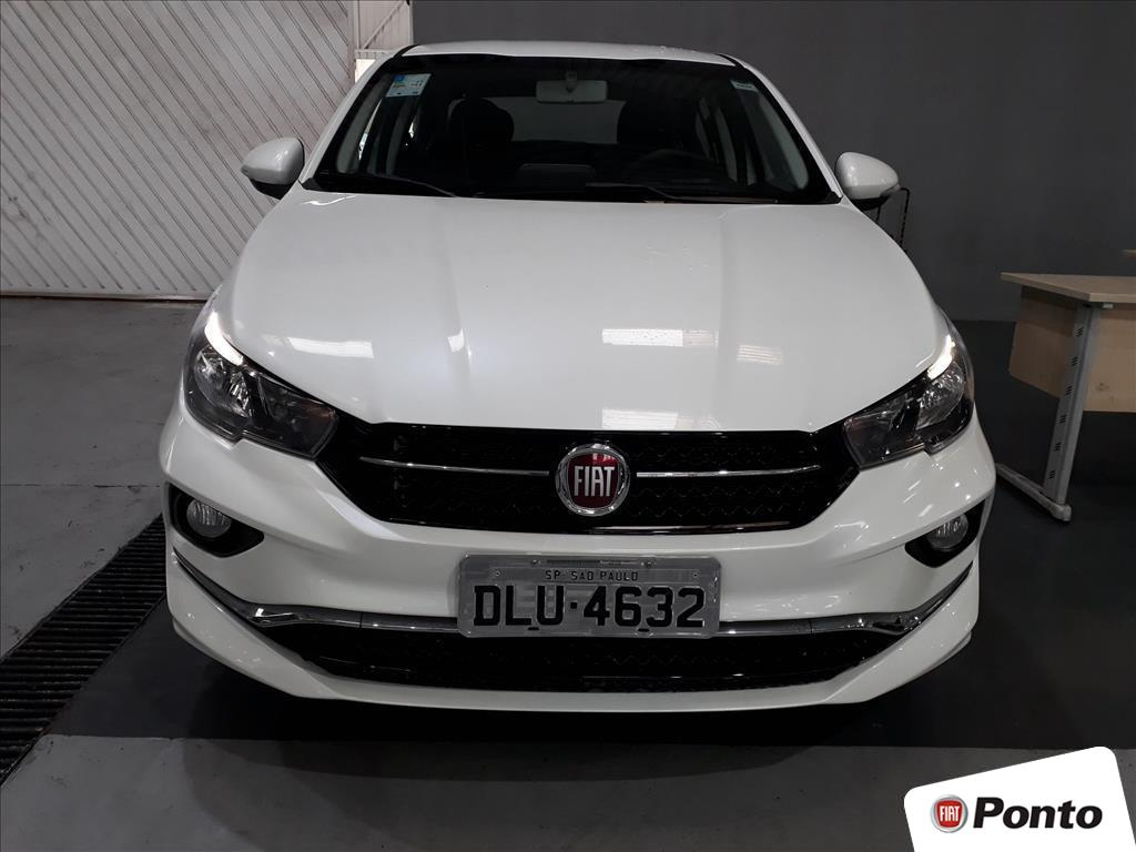 FIAT CRONOS 2019 - 1.8 E.TORQ FLEX PRECISION AT6