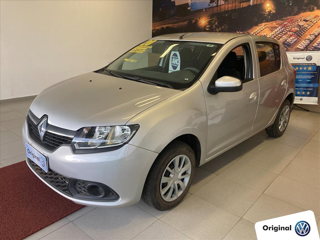 RENAULT SANDERO 2020 - 1.6 16V SCE FLEX EXPRESSION 4P MANUAL