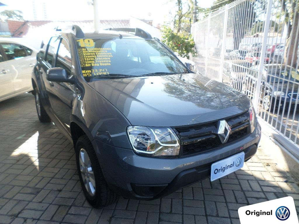 RENAULT DUSTER 2019 - 1.6 16V SCE FLEX EXPRESSION MANUAL