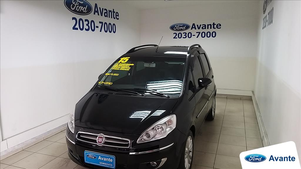 FIAT IDEA 2015 - 1.6 MPI ESSENCE 16V FLEX 4P MANUAL