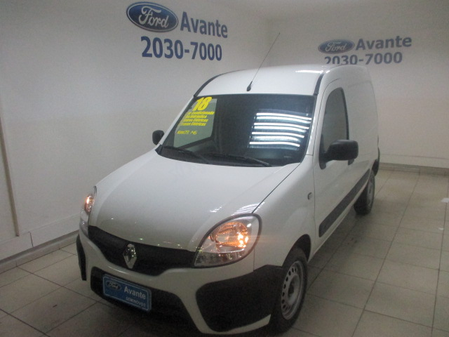 RENAULT KANGOO 2018 - 1.6 EXPRESS 16V FLEX 3P MANUAL