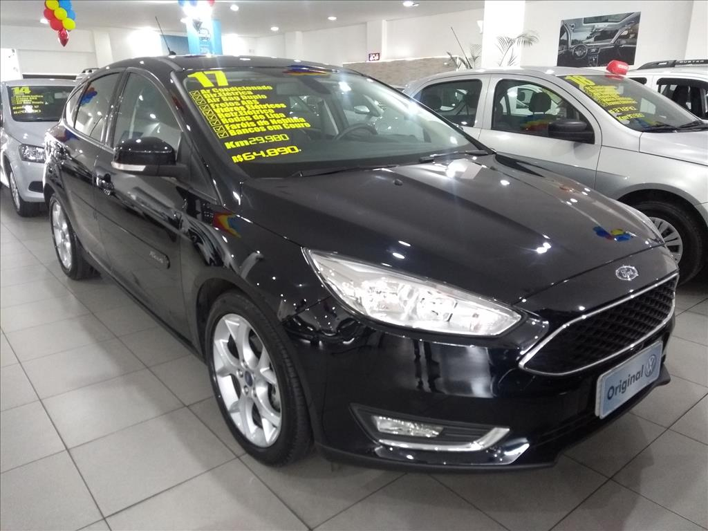 FORD FOCUS 2017 - 2.0 SE PLUS 16V FLEX 4P POWERSHIFT