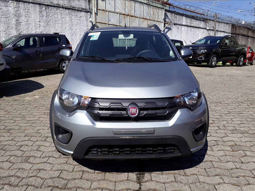 FIAT MOBI 2019 - 1.0 8V EVO FLEX WAY MANUAL