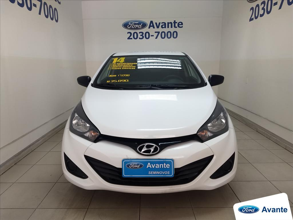 HYUNDAI HB20 2014 - 1.0 COMFORT 12V FLEX 4P MANUAL