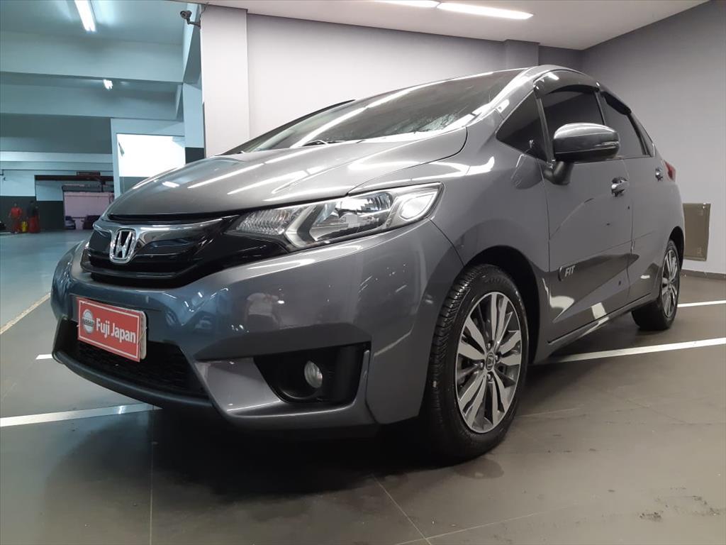 Image Honda-Fit-1.5 Ex 16V Flex 4P Automático-593925