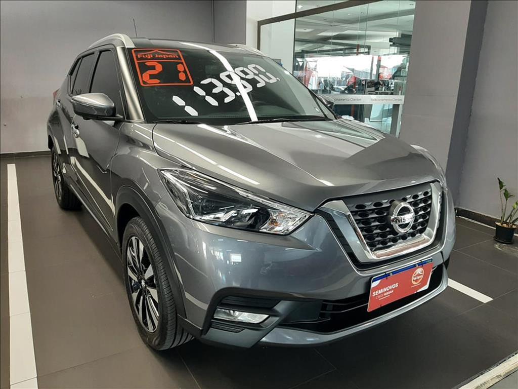 Image Nissan - Kicks - 1.6 16v Flexstart Sl 4p Xtronic