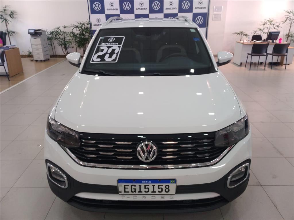 Image Volkswagen - T-Cross - 1.4 250 Tsi Total Flex Highline Automático