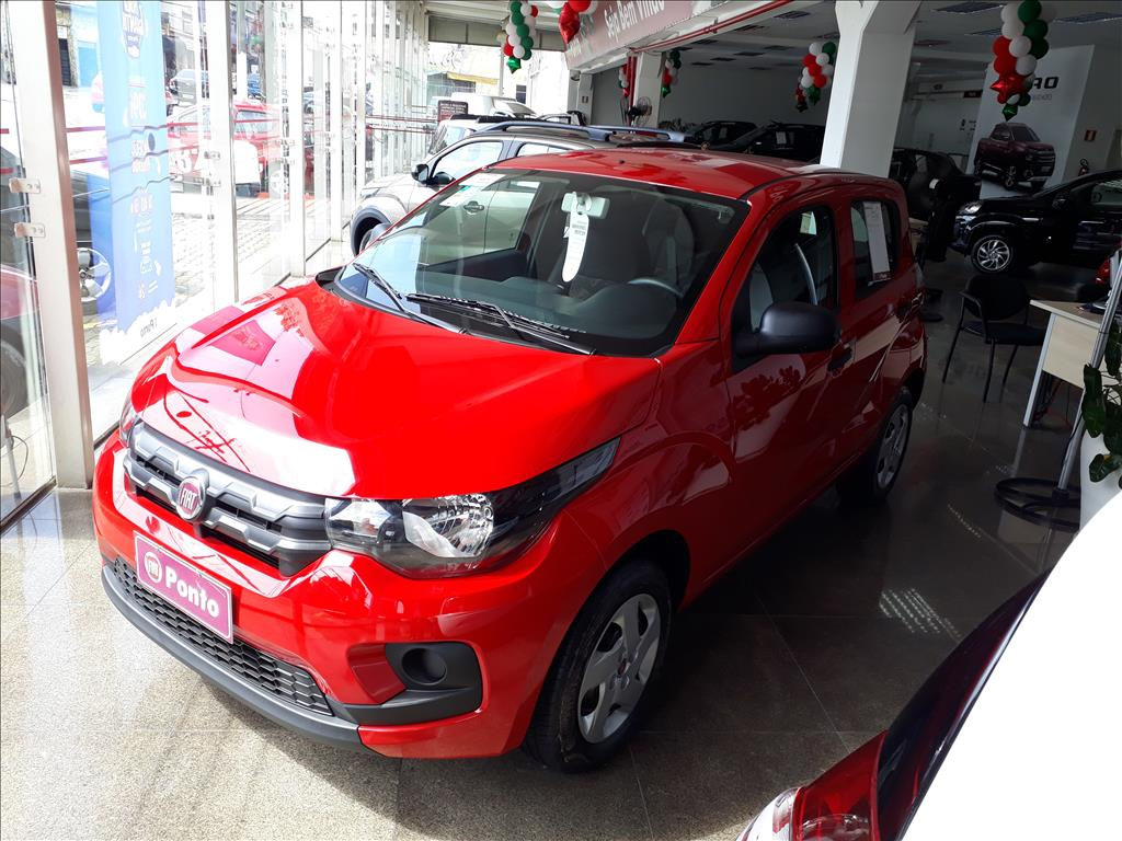 FIAT MOBI 2019 - 1.0 8V EVO FLEX EASY MANUAL