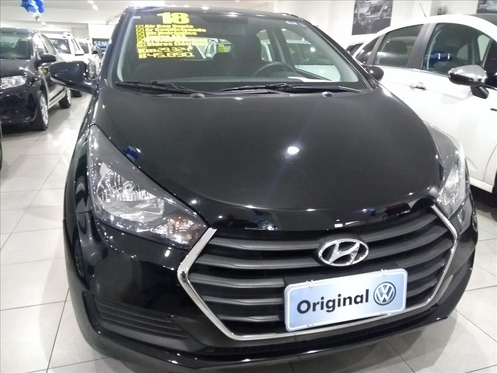 HYUNDAI HB20 2018 - 1.6 COMFORT PLUS 16V FLEX 4P MANUAL