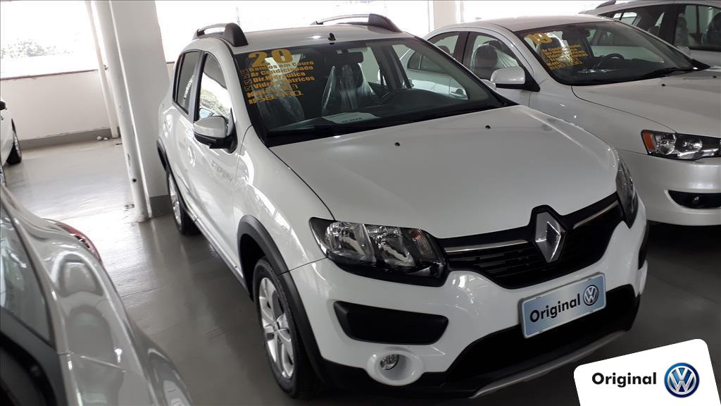 RENAULT SANDERO 2020 - 1.6 16V SCE FLEX STEPWAY DYNAMIQUE MANUAL