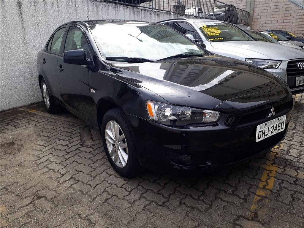 MITSUBISHI LANCER 2017 - 2.0 16V GASOLINA 4P MANUAL