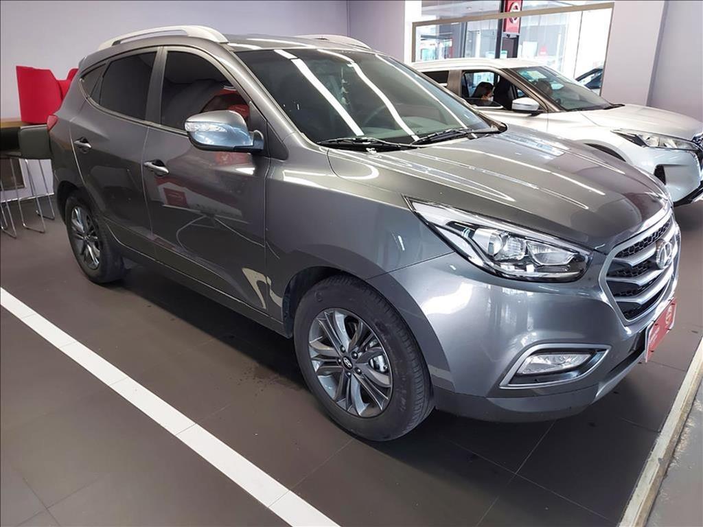 Image Hyundai - Ix35 - 2.0 Mpfi Gl 16v Flex 4p Automático