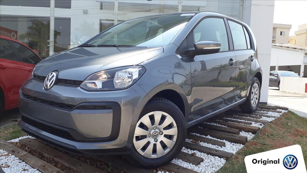 VOLKSWAGEN UP 2020 - 1.0 MPI TOTAL FLEX 4P MANUAL
