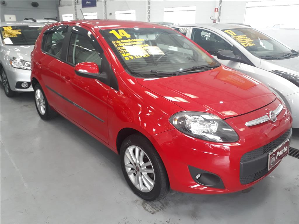 FIAT PALIO 2014 - 1.6 MPI ESSENCE 16V FLEX 4P MANUAL