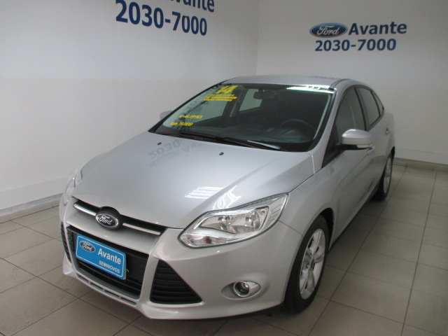 FORD FOCUS 2014 - 2.0 S SEDAN 16V FLEX 4P POWERSHIFT