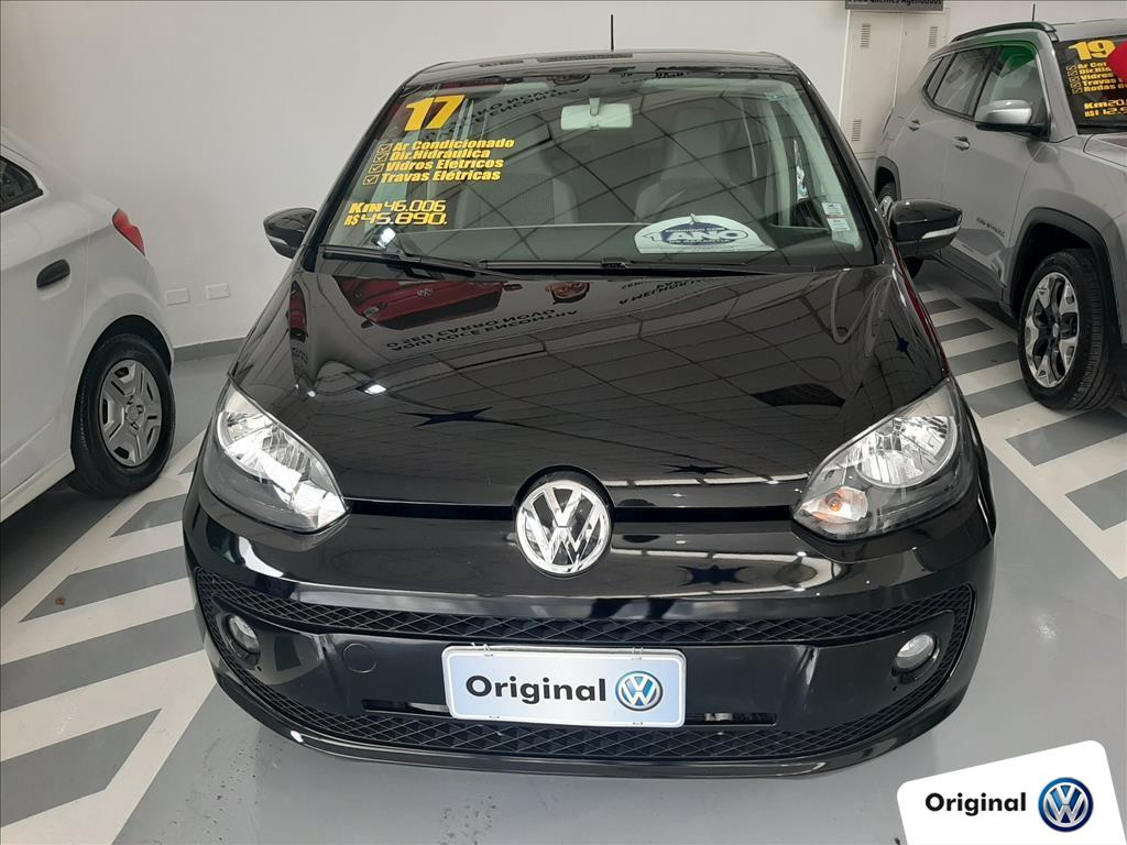 VOLKSWAGEN UP 2017 - 1.0 TSI MOVE UP 12V FLEX 4P MANUAL
