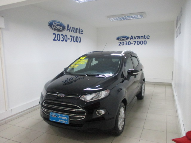 FORD ECOSPORT 2014 - 2.0 TITANIUM PLUS 16V FLEX 4P POWERSHIFT