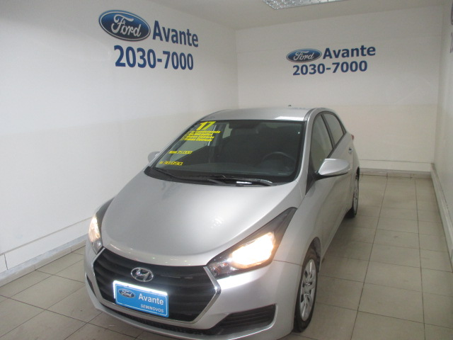 HYUNDAI HB20 2017 - 1.0 COMFORT PLUS 12V FLEX 4P MANUAL