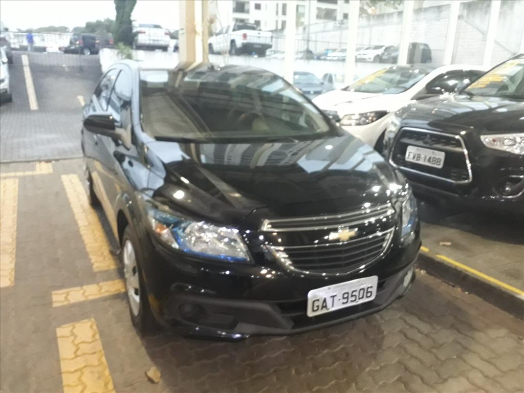 CHEVROLET ONIX 2016 - 1.4 MPFI LT 8V FLEX 4P MANUAL