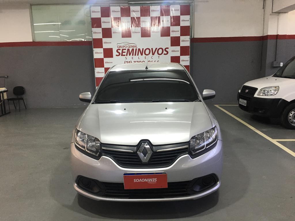 Image Renault-Logan-1.6 16v Sce Flex Expression 4p Manual-754458