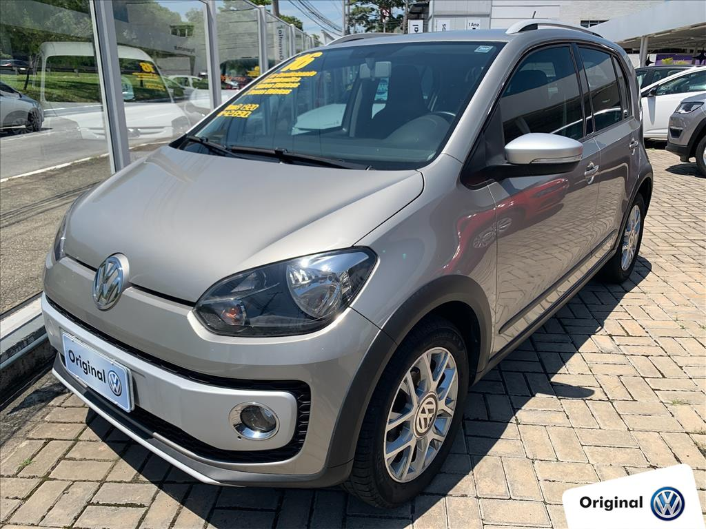 VOLKSWAGEN CROSS UP 2016 - 1.0 MPI 12V FLEX 4P AUTOMATIZADO