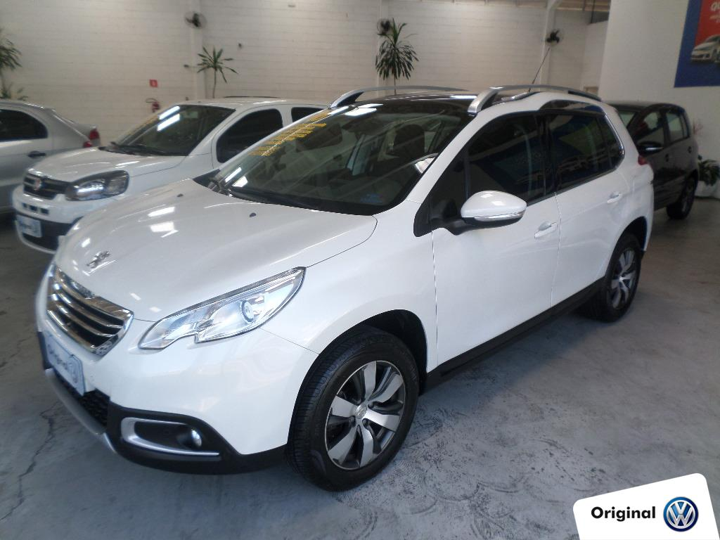 PEUGEOT 2008 2016 - 1.6 16V FLEX GRIFFE 4P MANUAL