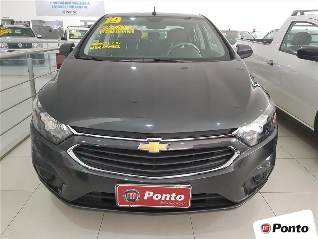 CHEVROLET PRISMA 2019 - 1.4 MPFI LT 8V FLEX 4P MANUAL