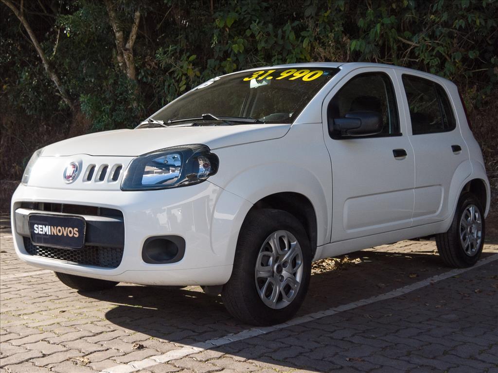 Seminovos certificados FIAT UNO 1.0 EVO VIVACE 8V FLEX 4P MANUAL