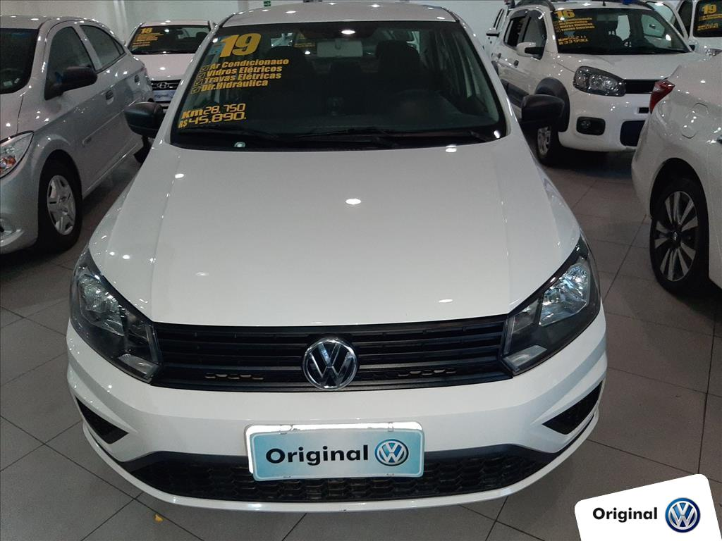 VOLKSWAGEN VOYAGE 2019 - 1.6 MSI TOTALFLEX 4P MANUAL
