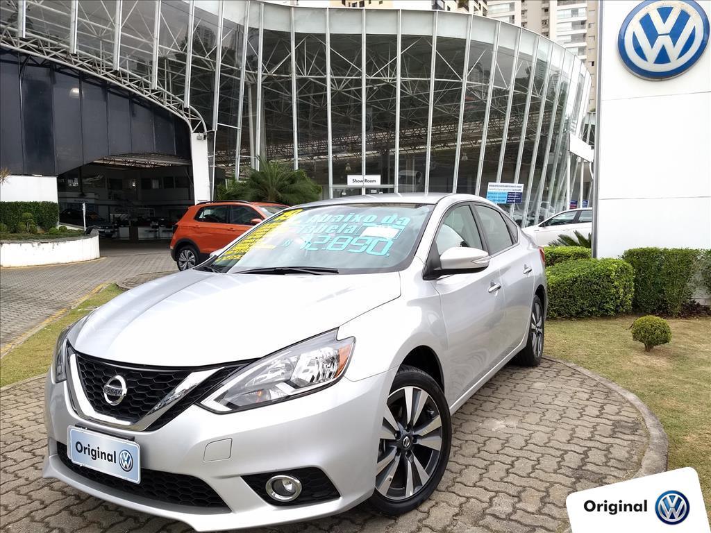NISSAN SENTRA 2019 - 2.0 SV 16V FLEXSTART 4P AUTOMÁTICO