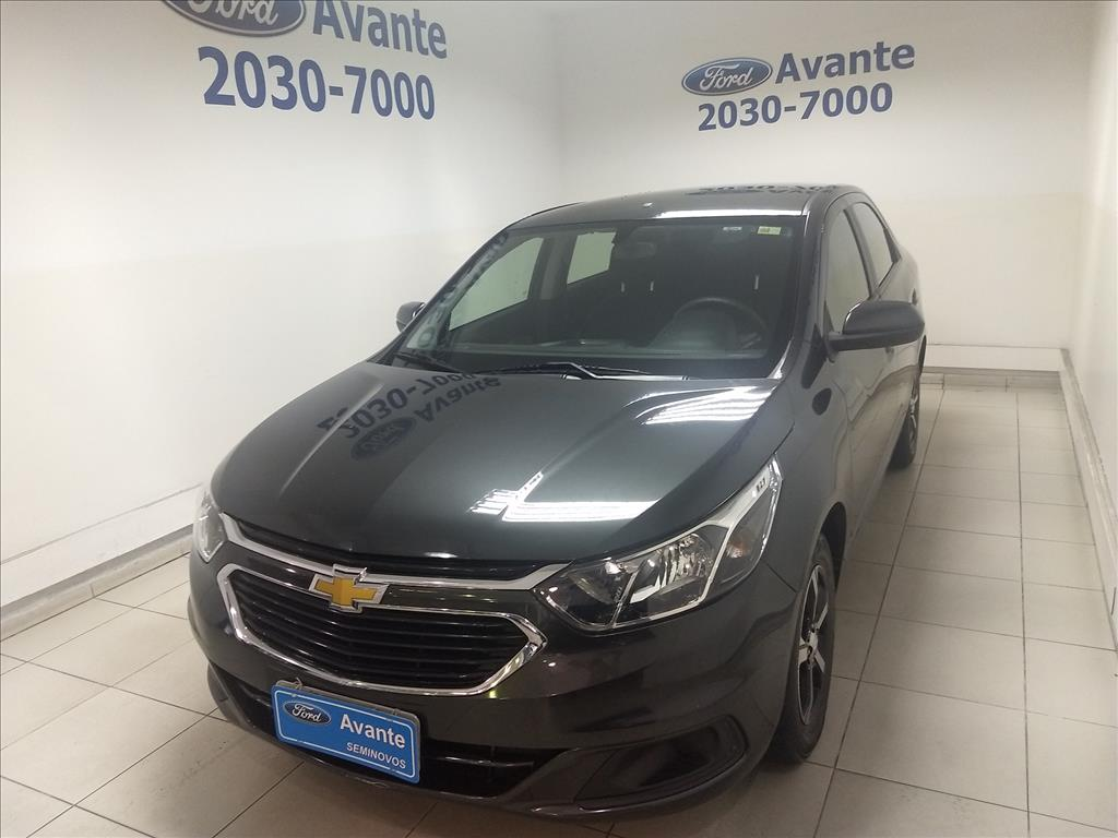 CHEVROLET COBALT 2017 - 1.4 MPFI LT 8V FLEX 4P MANUAL