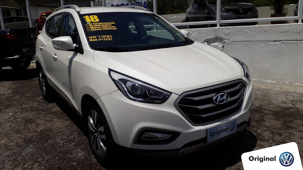 HYUNDAI IX35 2018 - 2.0 MPFI GL 16V FLEX 4P AUTOMÁTICO