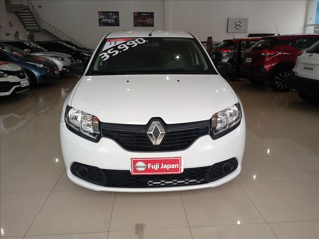 Image Renault-Sandero-1.0 12V Sce Flex Authentique 4P Manual-435380