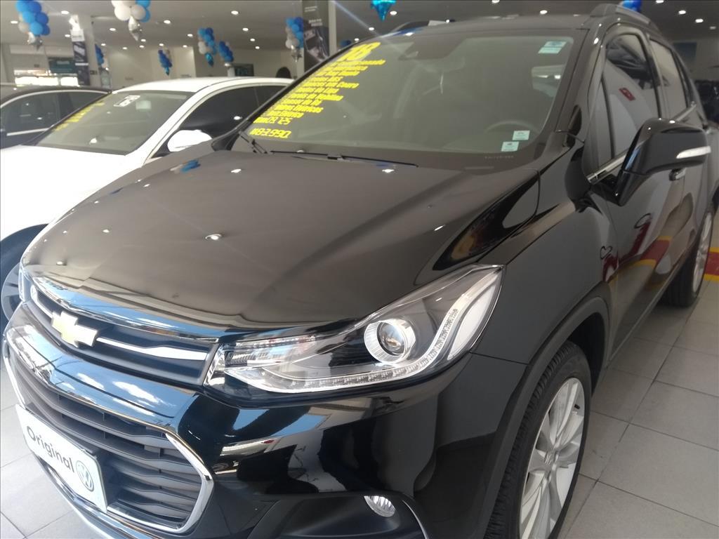 CHEVROLET TRACKER 2018 - 1.4 16V TURBO FLEX PREMIER AUTOMÁTICO