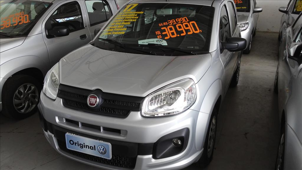 FIAT UNO 2017 - 1.0 FIREFLY FLEX WAY 4P MANUAL
