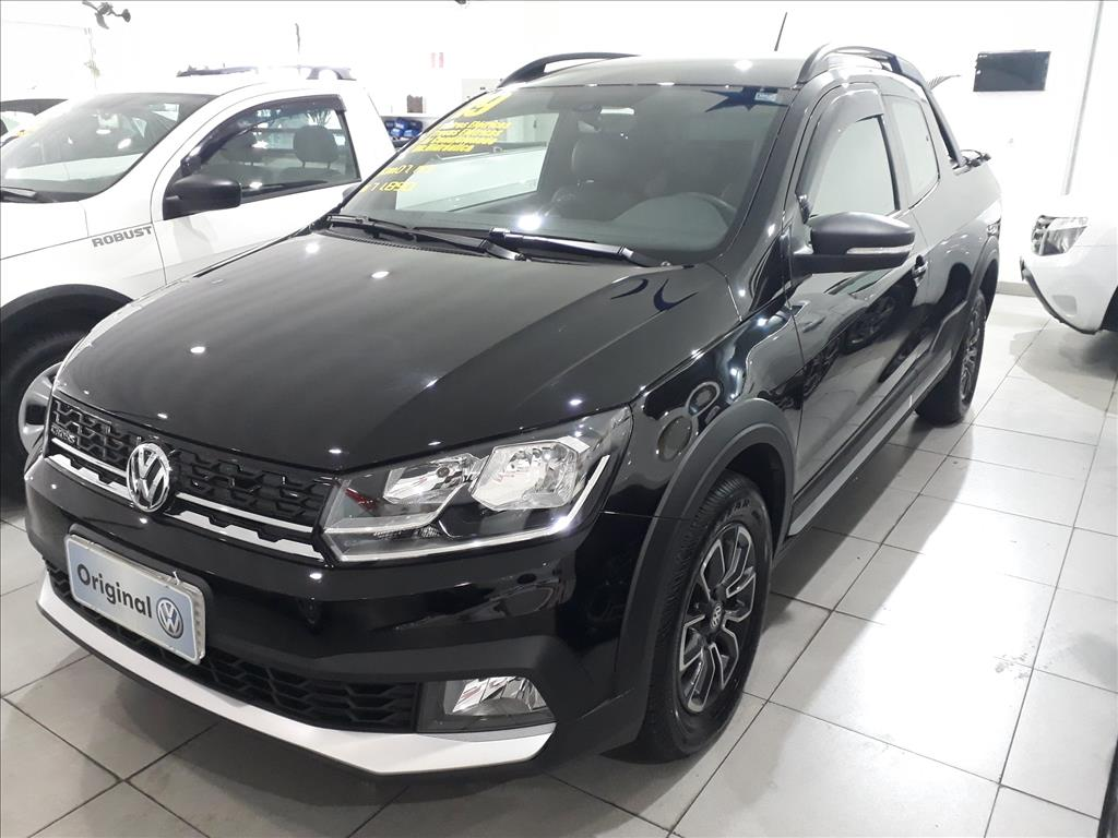 VOLKSWAGEN SAVEIRO 2019 - 1.6 CROSS CD 16V FLEX 2P MANUAL