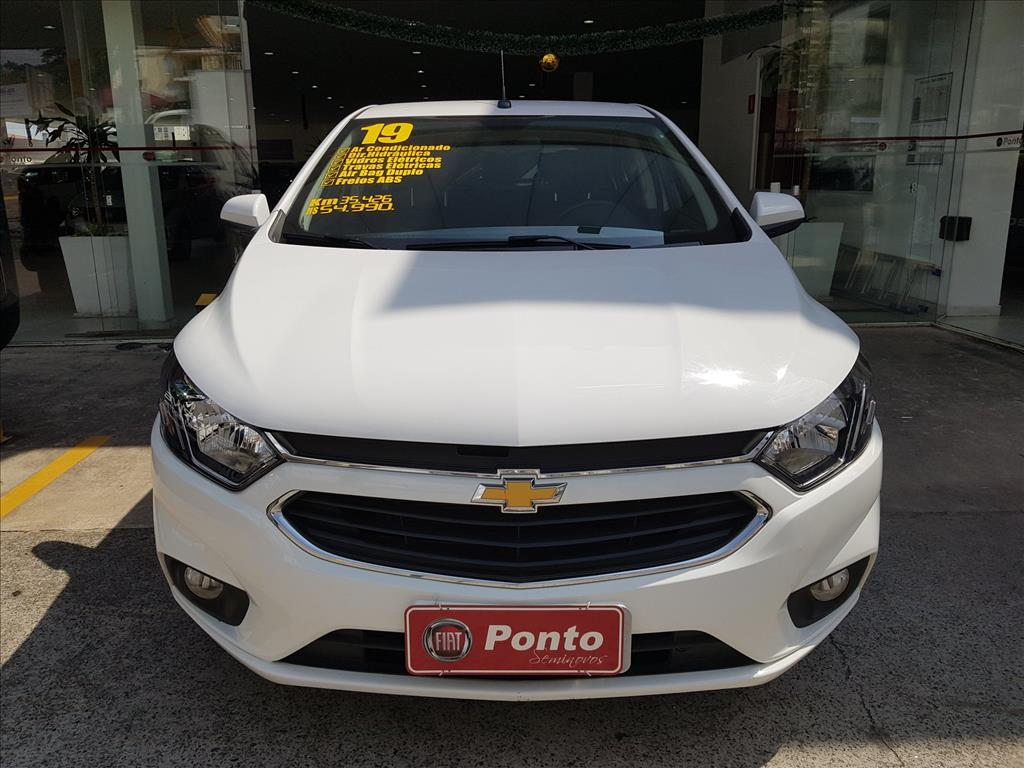 CHEVROLET ONIX 2019 - 1.4 MPFI LTZ 8V FLEX 4P MANUAL