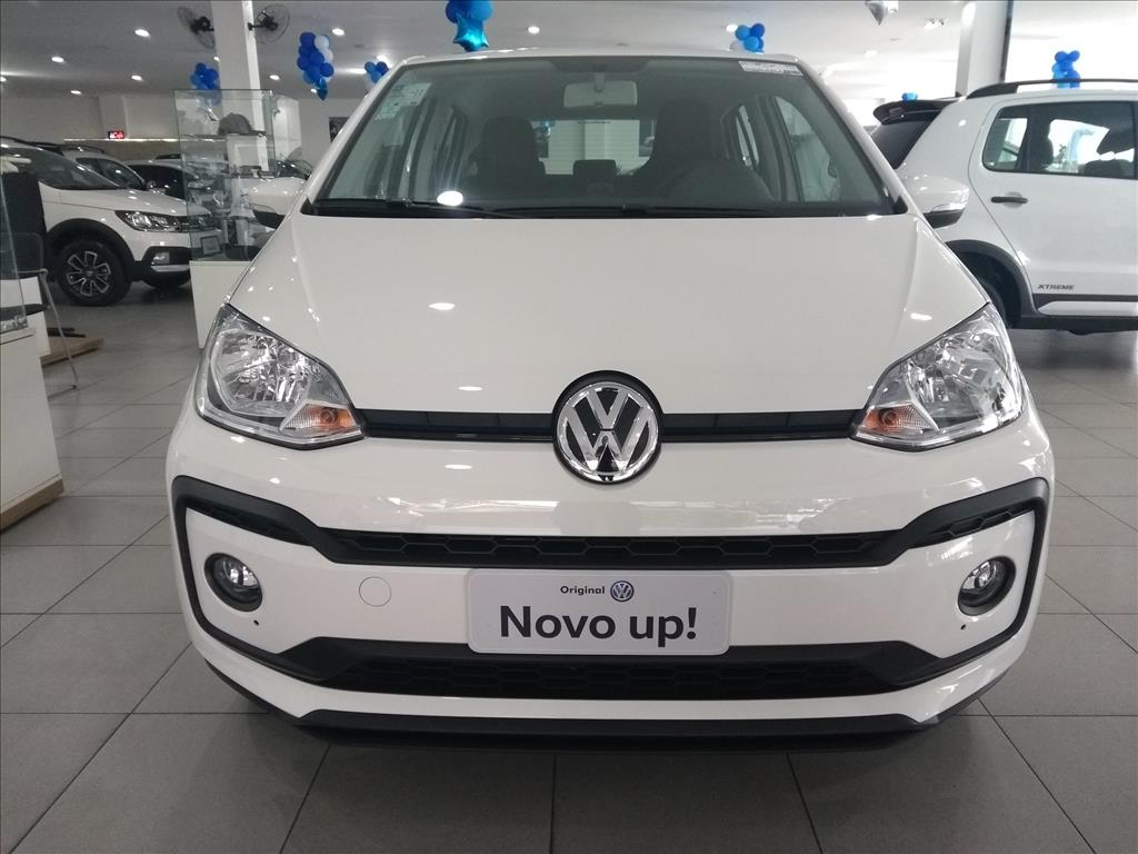 VOLKSWAGEN UP 2019 - 1.0 MPI MOVE UP 12V FLEX 4P MANUAL