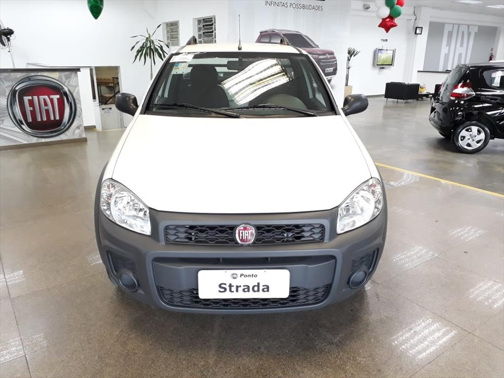 FIAT STRADA 2019 - 1.4 MPI WORKING CS 8V FLEX 2P MANUAL