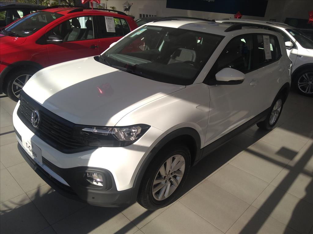 VOLKSWAGEN T-CROSS 2020 - 1.0 200 TSI TOTAL FLEX MANUAL