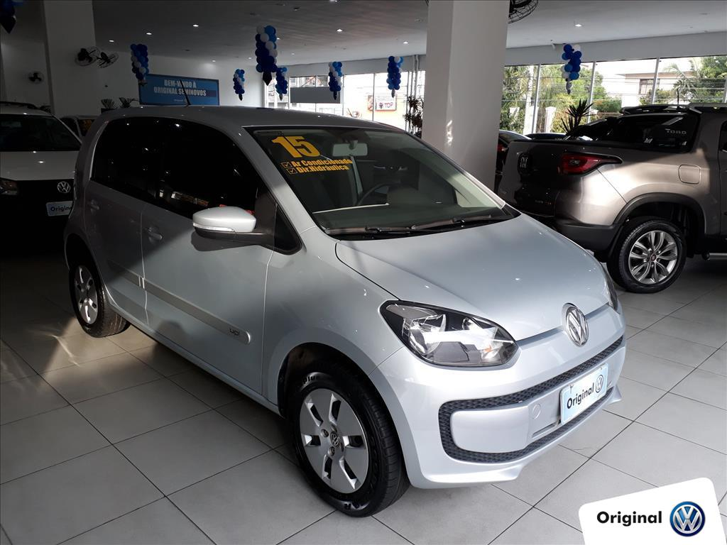 VOLKSWAGEN UP 2015 - 1.0 MPI MOVE UP 12V FLEX 4P MANUAL